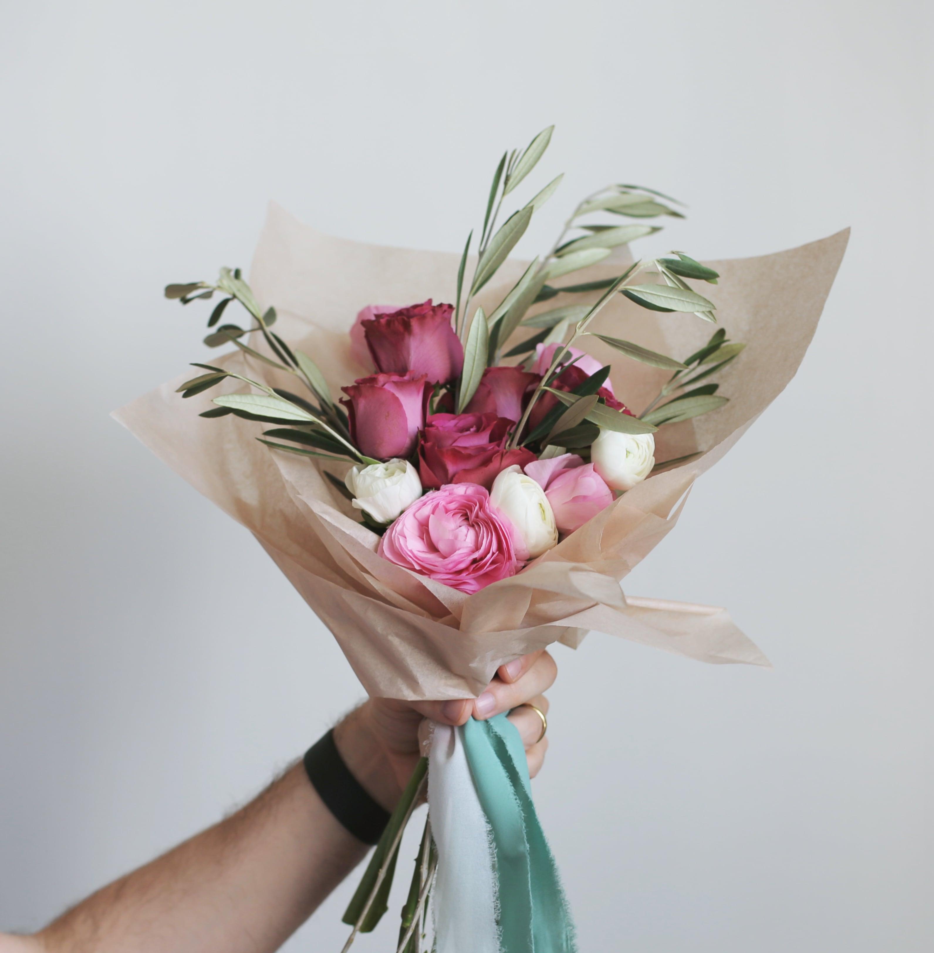 Standard wrap bouquet