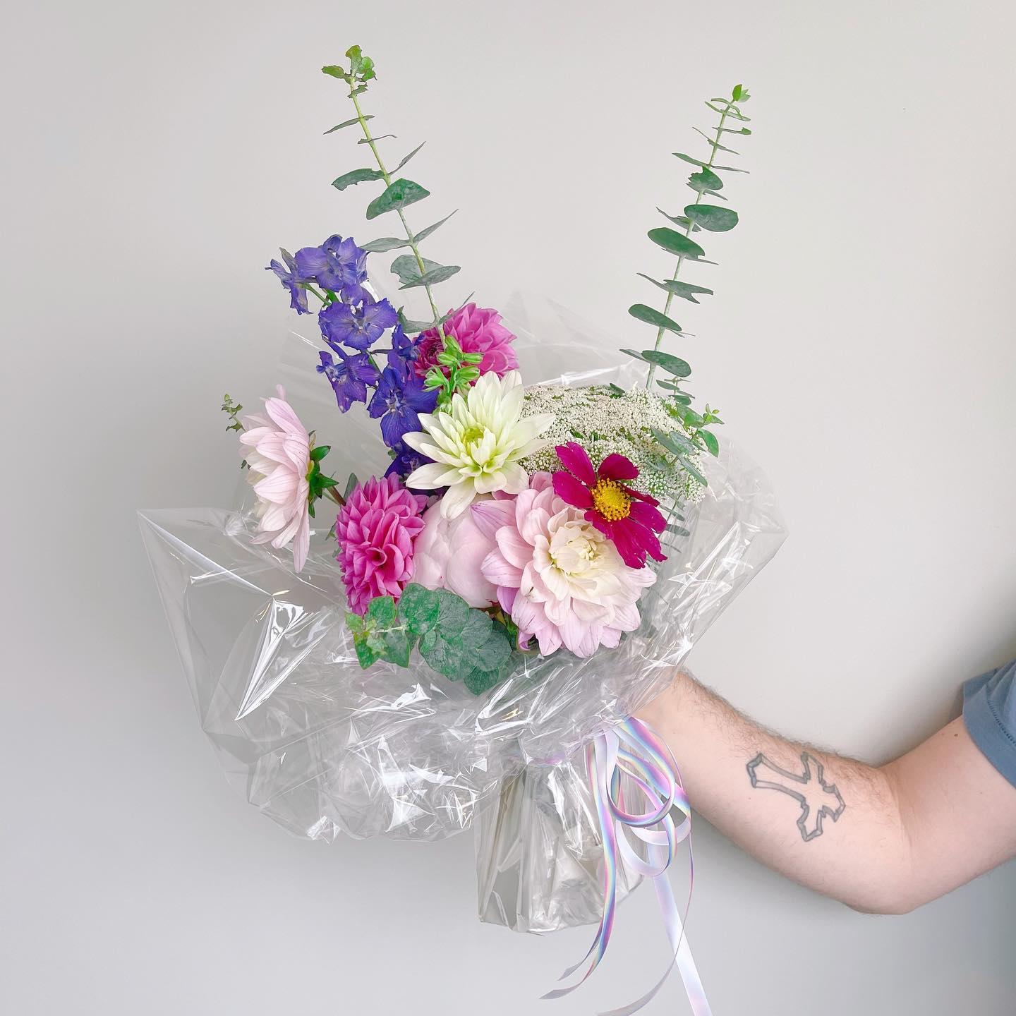 Standard Wrapped Bouquet